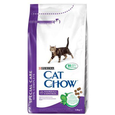 Cat Chow Adult Special Care Hairball Control Kattenvoer - 1